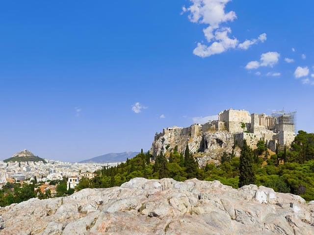 Book your flight to Athens with eDreams