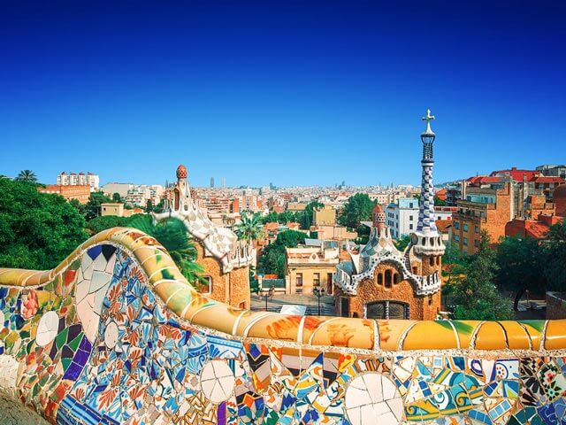 Book your flight to Barcelona with eDreams