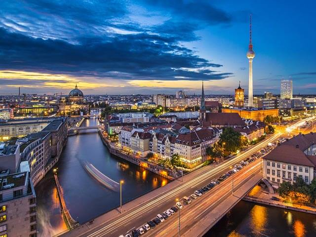 Book your flight to Berlin with eDreams