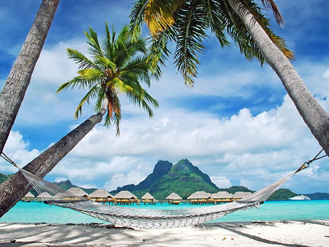 Book your flight to Bora Bora with eDreams
