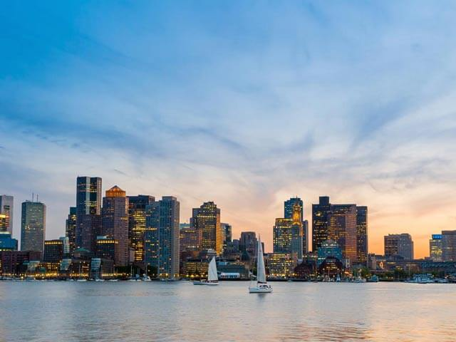 Book your flight to Boston with eDreams