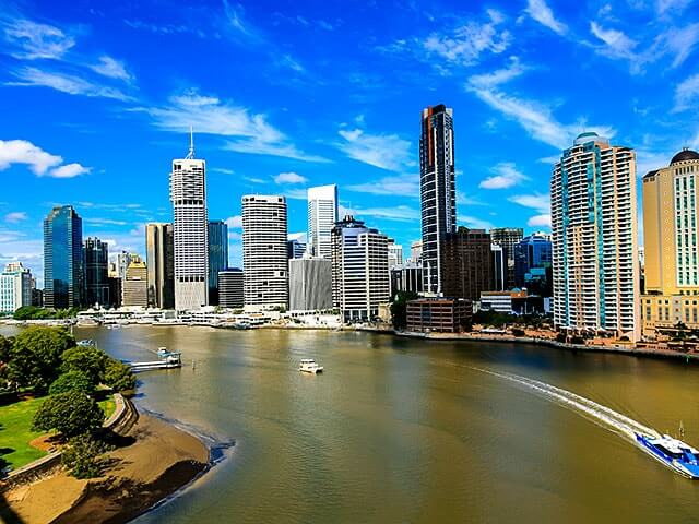 Book your flight to Brisbane with eDreams