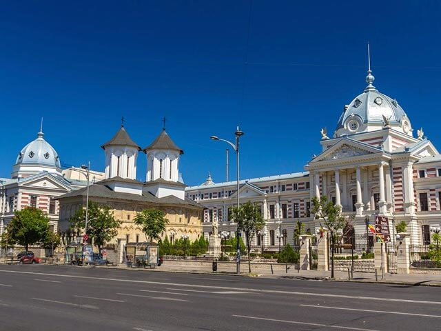 Book your flight to Bucharest with eDreams