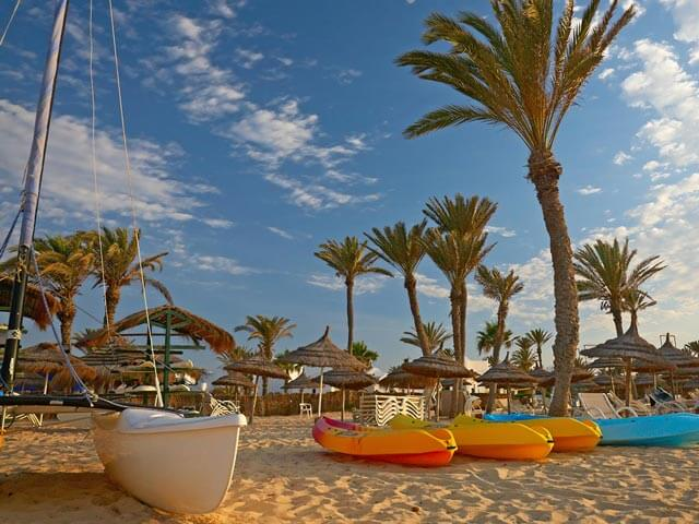 Book your flight to Djerba with eDreams