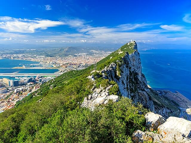Book your flight to Gibraltar with eDreams