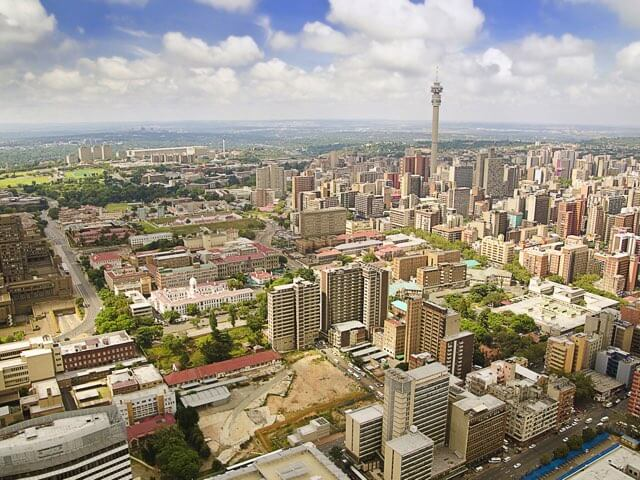Book your flight to Johannesburg with eDreams