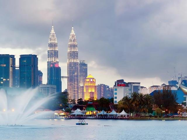 Book your flight to Kuala Lumpur with eDreams