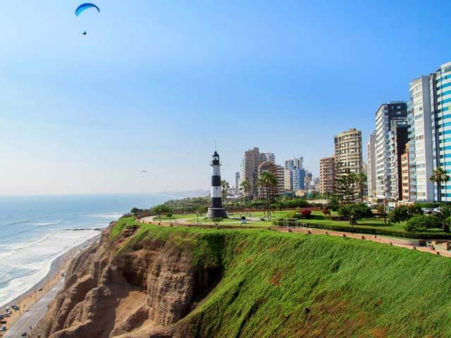 Book your flight to Lima with eDreams