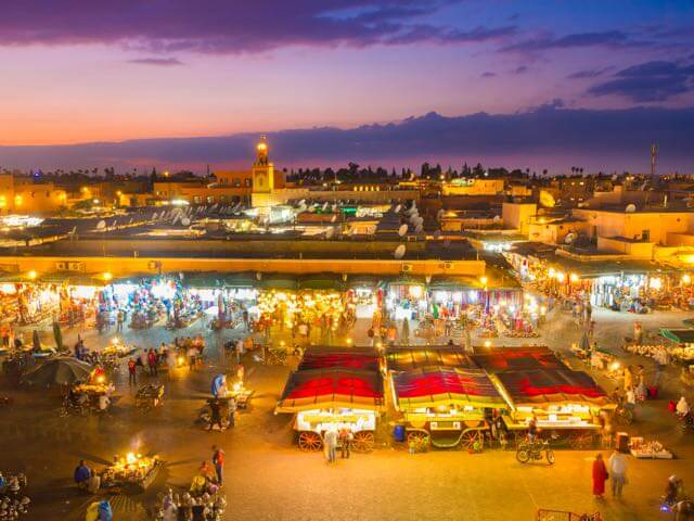 Book your flight to Marrakech  with eDreams