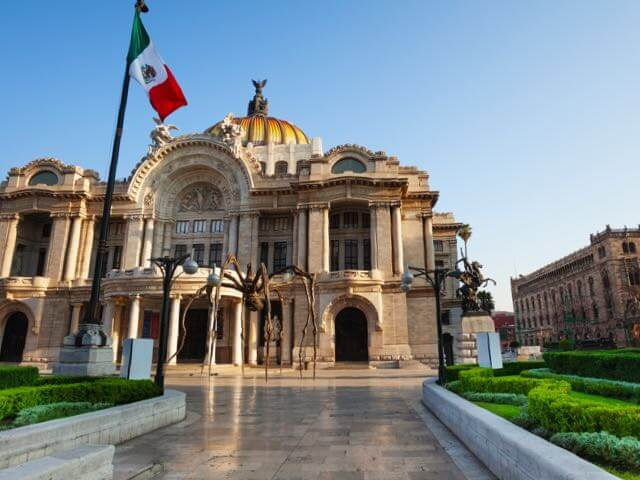 Book your flight to Mexico City with eDreams