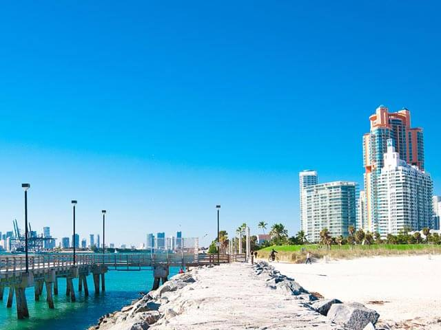 Book your flight to Miami with eDreams