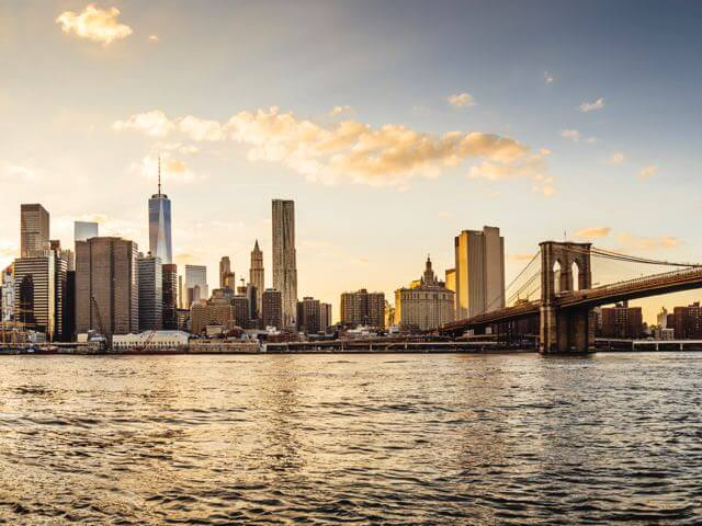 Book your flight to New York with eDreams