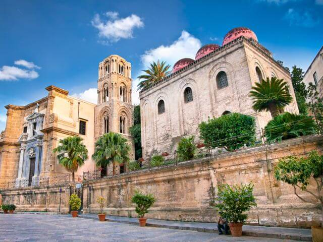 Book your flight to Palermo with eDreams