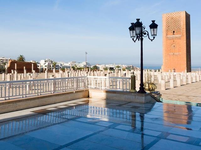 Book your flight to Rabat with eDreams