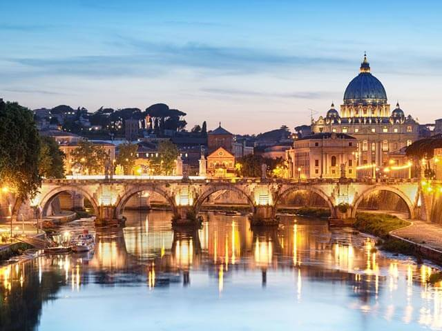 Book your flight to Rome with eDreams
