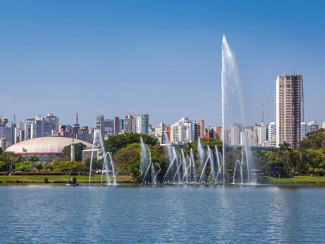Book your flight to Sao Paulo with eDreams