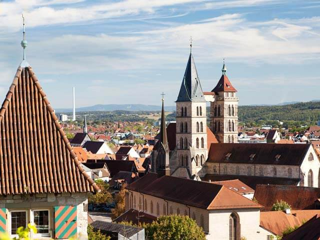 Book your flight to Stuttgart with eDreams
