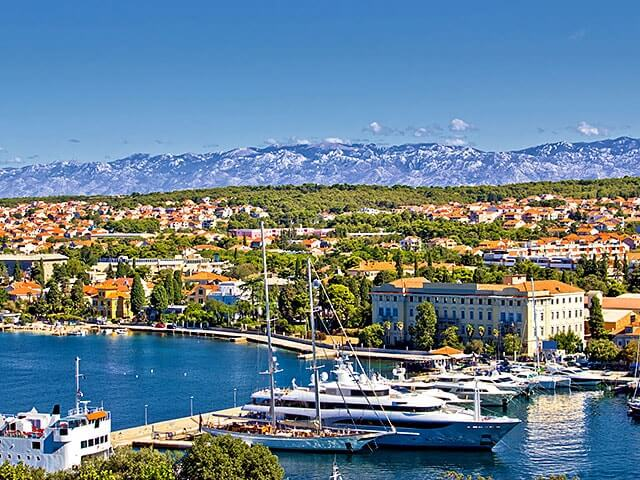 Book your flight to Zadar with eDreams